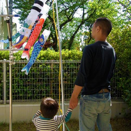 鯉のぼり2009